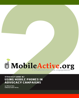 Mobiles phones and advocacy