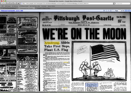 Google Newspaper Archive