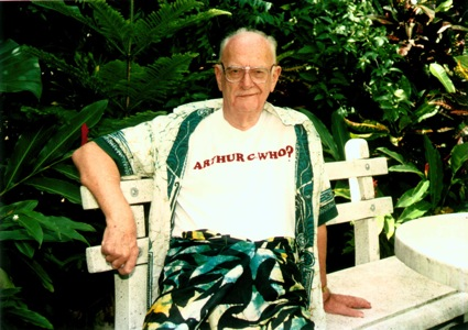 Arthur C Who?!