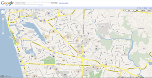 colombo-on-google-maps