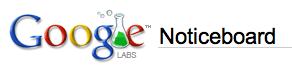 google-noticeboard