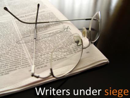 Writers Under Siege