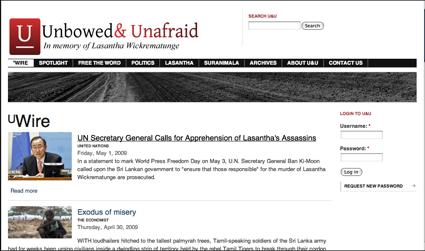 lasantha-posthumous