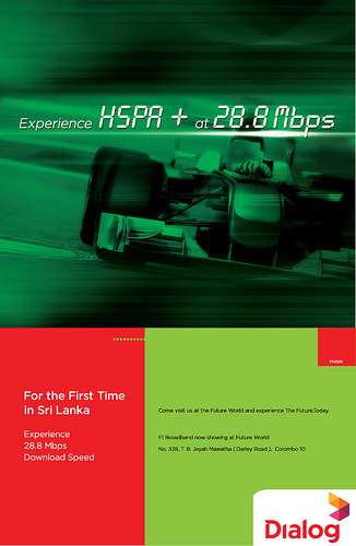 HSPA+ at 28.8Mbps?!